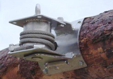 Tovspænder med låsesystem