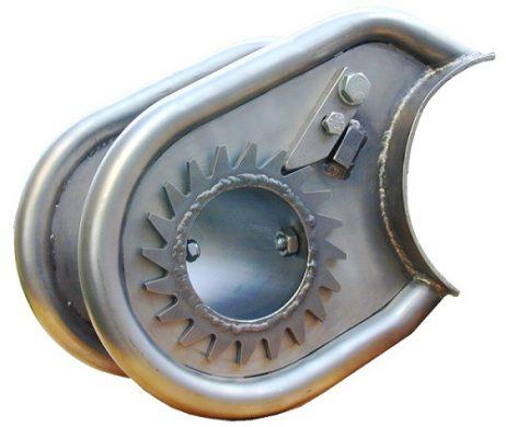Tovspænder med tandhjul